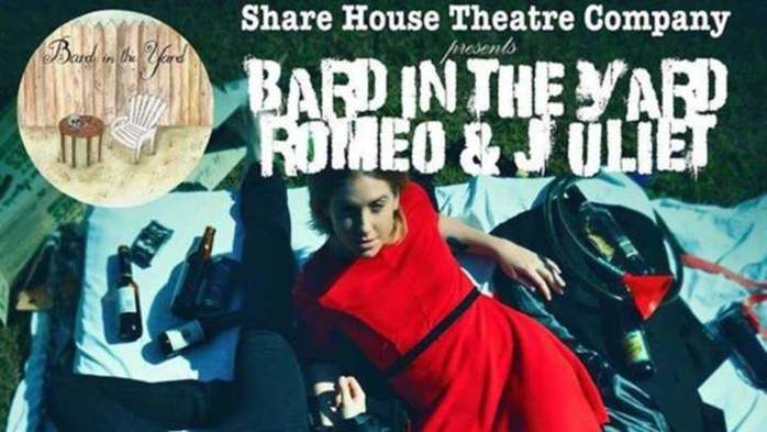 Bard Yard Romeo Juliet Stage Brisbane