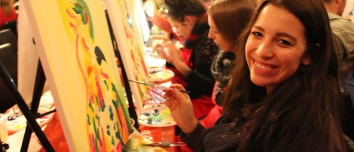 Social Paint Night