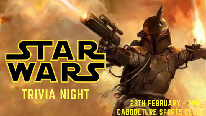 Star Wars Trivia Night Brisbane